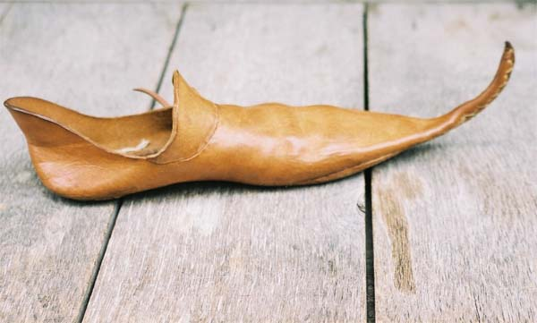 Pointy Shoes | A question about fashion